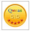 eScan Corporate Edition 10.x wins 5 star awards from Qweas