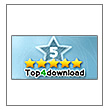 eScan wins 5 stars award from Top 4 Download