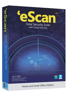 eScan Total Security Suite with Cloud Technology